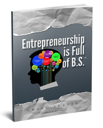 entrepreneurship is full of b.s.
