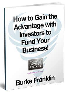 how to gain the advantage with investors